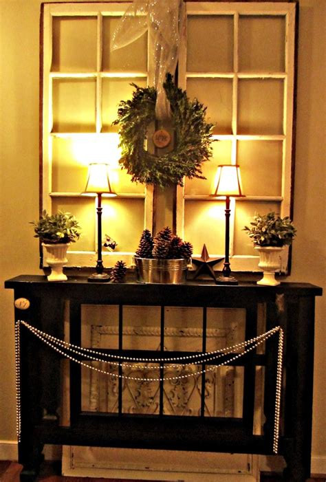 entry table design ideas christmas entryway decorating ideas style estate