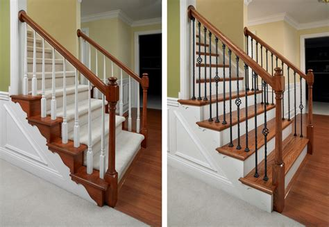 Wood Deck Stairs Designs