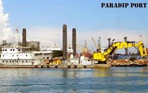 Paradip Port Plans 'World Class Smart Industrial Port City ...