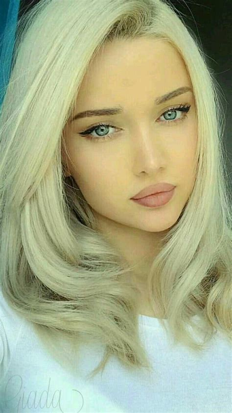 cute blonde girl  blue eyes  sweet