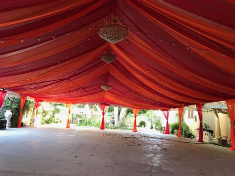 Ceiling Tent by Ceiling And Tent Draping Pipe And Drape Oc In 2019