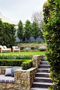 fine garden design ideas 2017 Terracing Mosman Landscape Design Outdoor Best Terraced ...