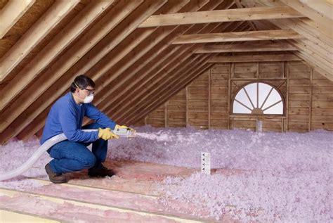 attic insulation cost estimate blown  insulation prices