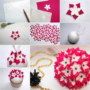 Quilling Christmas Decorations