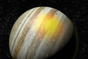 Jupiter's Great Red Spot is making its atmosphere hotter ...