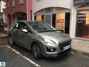Peugeot 3008 Prix Occasion : achat peugeot 3008 crossover 2014 d 39 occasion pas cher 16 500 ~ Gottalentnigeria.com Avis de Voitures