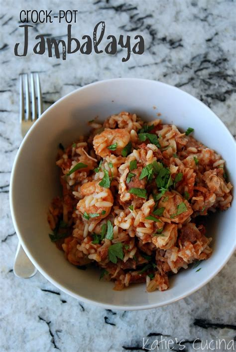 jambalaya recipes crock pot crock pot jambalaya s cucina