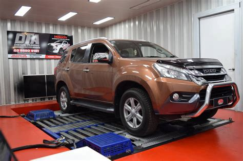 Isuzu Mux Modification by Isuzu Mu X 3 0l 130 Kw Ecu Remap Diesel Tuning Specialist