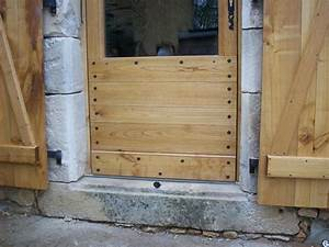 Isolation Bas De Porte D Entrée : menuiserie isolation delpit dordogne photos ~ Premium-room.com Idées de Décoration