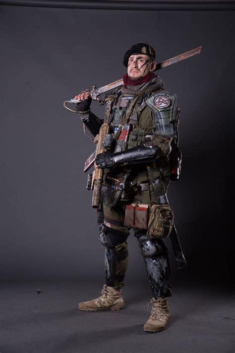 wasteland soldier costume apocalypse apocalyptic