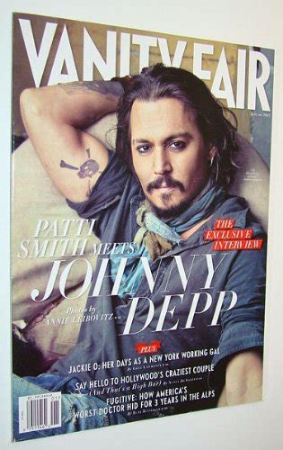 Vanity Affair Meaning - the best johnny depp magazine covers