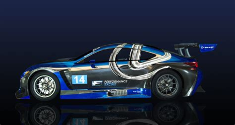 lexus racing team lexus f performance team