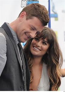 Cory Monteith and Lea Michele Engaged, Planning to Get ...