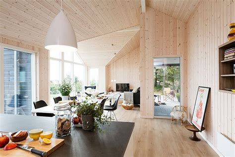 exquisite summer house  danish design  skanlux