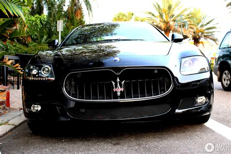 2008 Maserati Quattroporte For Sale by Maserati Quattroporte 2008 12 May 2013 Autogespot