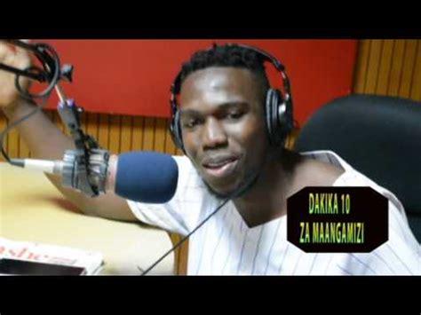 Nchama the best   planet bongo. PLANETBONGO- DAKIKA 10 ZA MAANGAMIZI NA SELEMENTALLY - YouTube