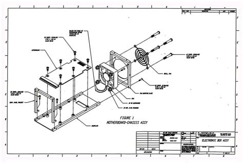 assembly drawing exploded isometric assembly  cad