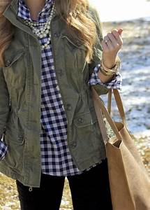 25+ best ideas about Gingham Shirt on Pinterest | Gingham shirt outfit Army green pants and ...