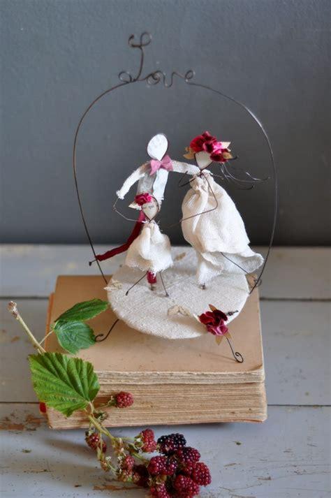 bohemian wedding wedding cake toppers christmas