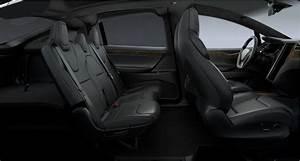 Tesla Model X Interior Pictures - 1redDrop