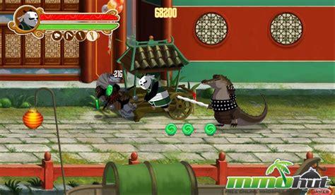 Gamis Spanduk Kutung kung fu panda world mmohuts