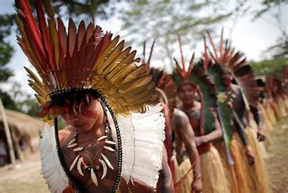 Indigenous Brazil Peoples Tribes Catholics Native Attacks