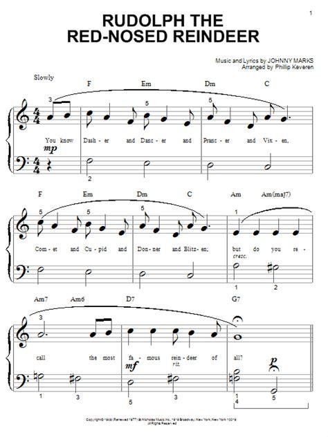 Fine Rudolph Guitar Chords Ornament - Beginner Guitar Piano Chords ...