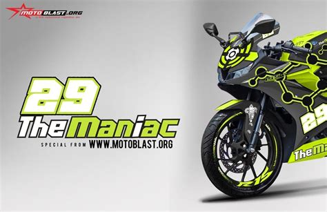 modifikasi striping yamaha all new r15 black the maniac motogp 2017 black version motoblast
