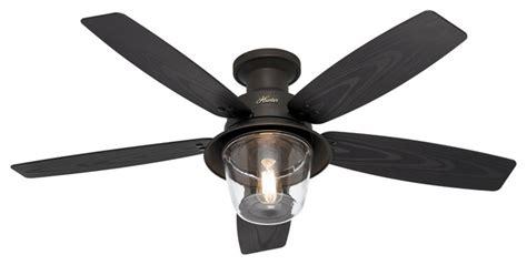 36 outdoor ceiling fan hunter allegheny 52 inch new bronze outdoor flush mount