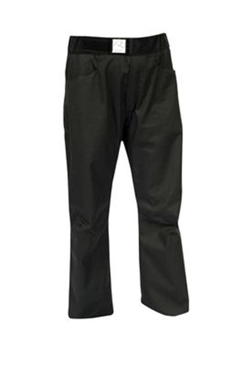 pantalon de cuisine noir pantalons de cuisine mixtes noir arenal robur ch4111368401
