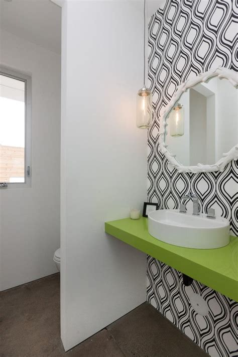 ideas  lime green bathrooms  pinterest