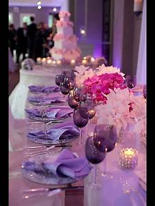 purple lilac wedding pantone 2014 pinterest With lilac table decorations wedding tables