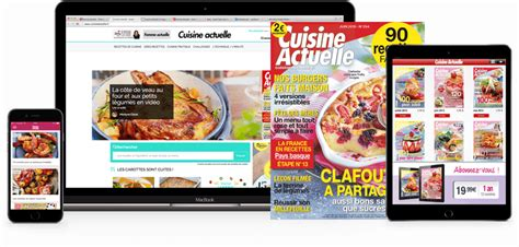 edito cuisine actuelle prismashop