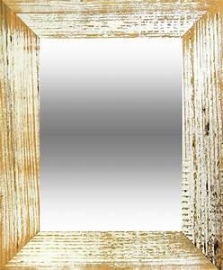 Spiegel Zum Aufstellen : spiegel im holzrahmen wei 5cm 4mm glas ~ Frokenaadalensverden.com Haus und Dekorationen