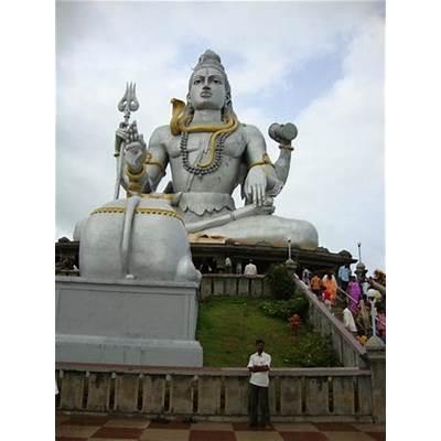 murudheshwara main shiva statue - Picture of Murudeshwara