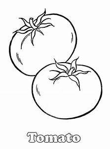 Red coloring pages