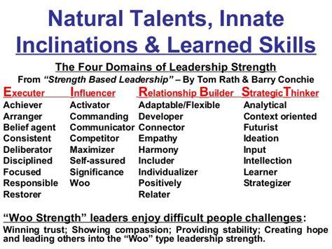 efc talents spiritual gifts