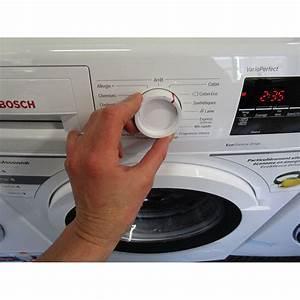 Bosch Waschtrockner Serie 6 : test bosch wat28460ff s rie 6 lave linge ufc que choisir ~ Frokenaadalensverden.com Haus und Dekorationen