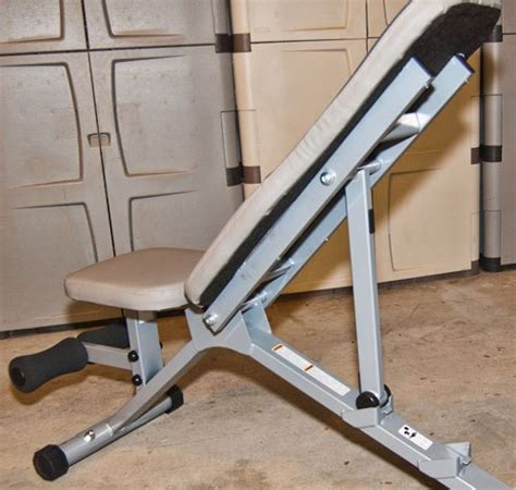 Universal Five Position Weight Bench by Universal Five Position Weight Bench Ub300 All Seasons