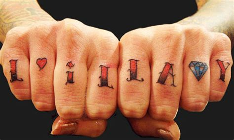 knuckle tattoos designs ideas  meaning tattoos