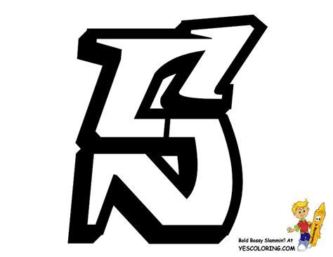Graffiti Angka : Banksy Graffiti Alphabets