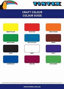 Tintex Craft Colour Non Toxic Colouring 125g