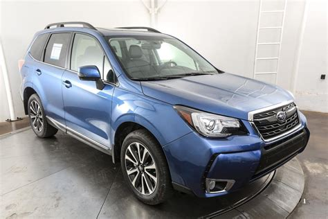 Subaru Forester Xt 2018 by New 2018 Subaru Forester 2 0xt Touring 4d Sport Utility In