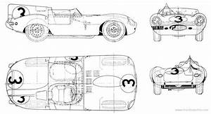 1000 images about desenhos on pinterest With 1955 jaguar e type
