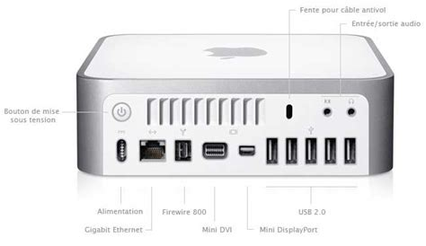 ordinateur bureau mac le mac mini macintosh apple aidewindows