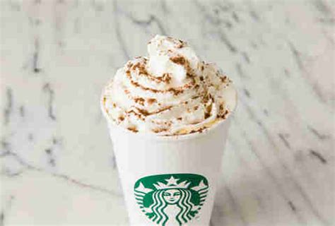 Tastes just like the holiday chocolate turtle candies, and is a nice substitute if you're missing caribou coffee's frozen turtle mocha drink. Best Starbucks Drinks on the Menu: All 31 Drinks, Ranked - Thrillist