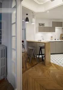 Bar D Appartement : les 25 meilleures id es concernant plans de travail en bois sur pinterest diy autour du bois ~ Teatrodelosmanantiales.com Idées de Décoration