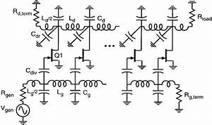 Circuit Diagram Of The Capacitive