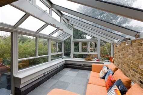 modern  stylish sunroom design ideas digsdigs