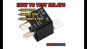 Electrical Series  How To Test A Relay - 1080p Hd